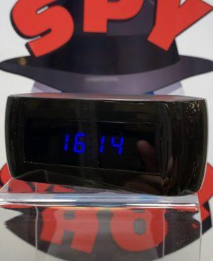 hidden digital wifi clock